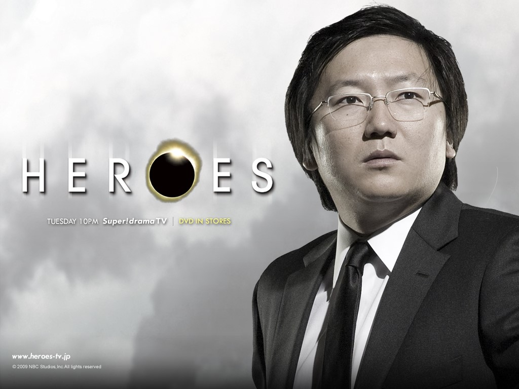 HEROES/ヒーローズ リボーン