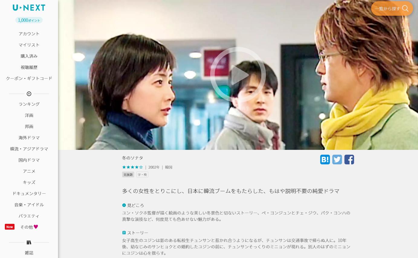韓国ドラマ・定番名作おすすめランキング