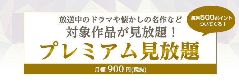 メリット2 月額900円(税抜き)とお手ごろ価格で利用できる!