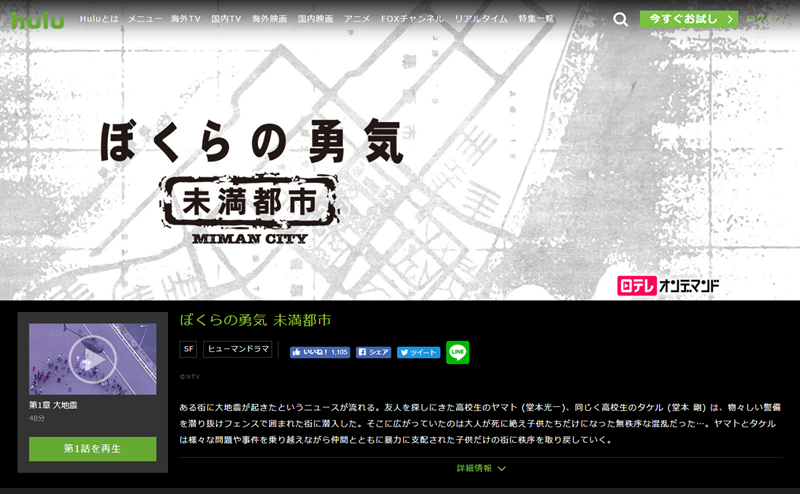 日本国内の恋愛・青春ドラマ人気ランキング