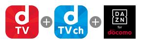 dTV+dTV ch+DAZN