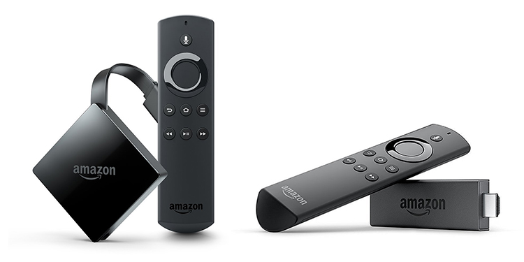 Amazon Fire TV・Fire TV Stick
