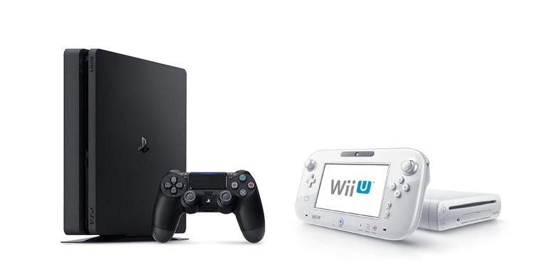 PS4&WiiU