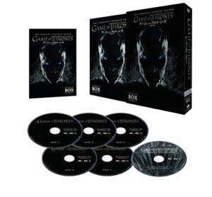 ゲームオブスローンズ7 DVD