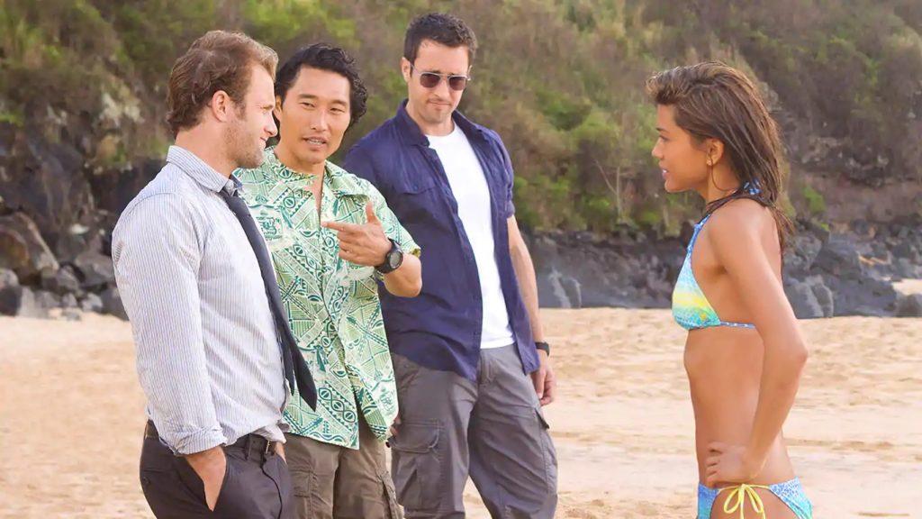 HAWAII FIVE-0 シーズン1 画像