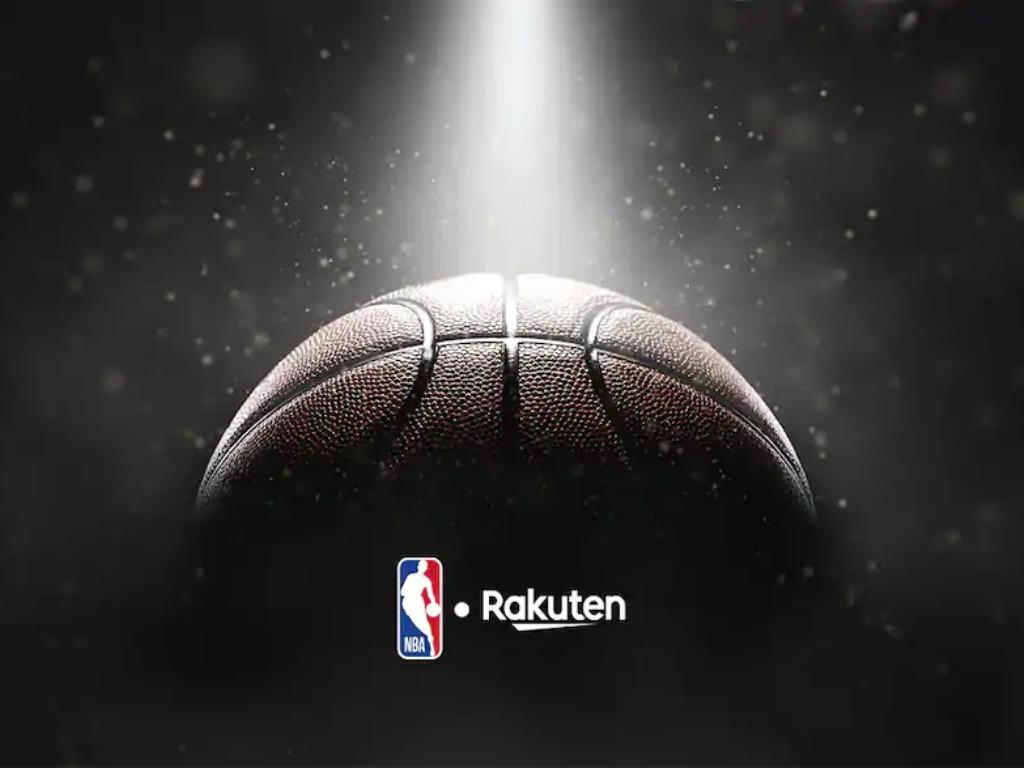 NBA Rakuten(楽天)