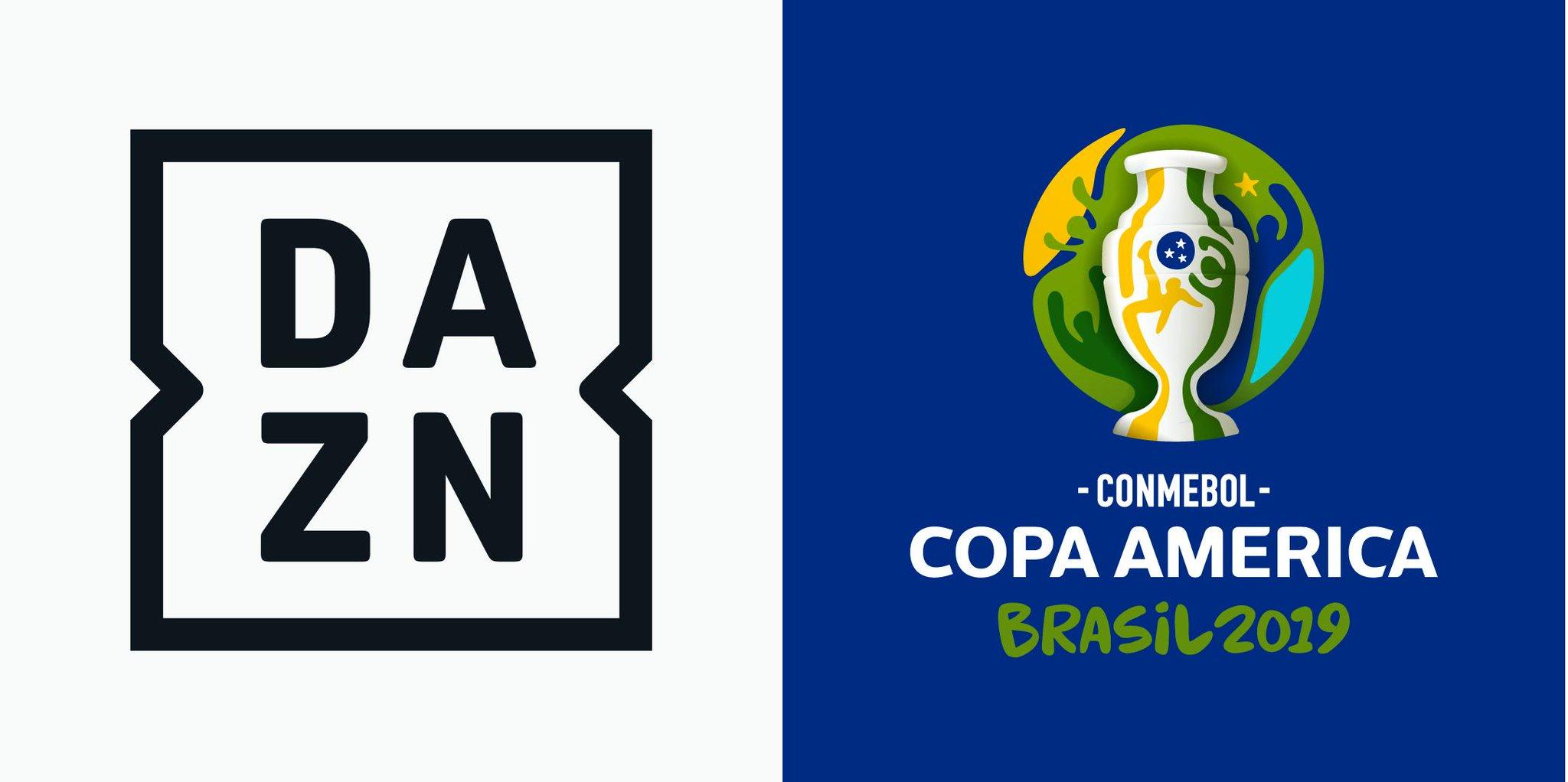 DAZNでコパ・アメリカ2019全試合独占ライブ配信決定