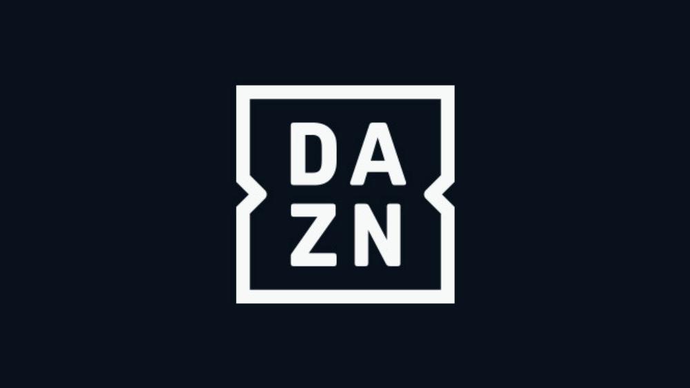 DAZN(ダゾーン)のロゴ
